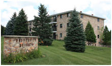 Apartments for rent at 2425 Stonebrige Circle Dr. West Bend, WI